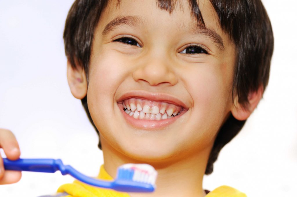 The Different Types of Periodontal Disease in Children