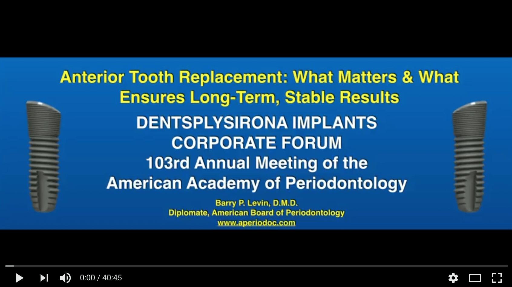 periodontist bucks county pennsylvania